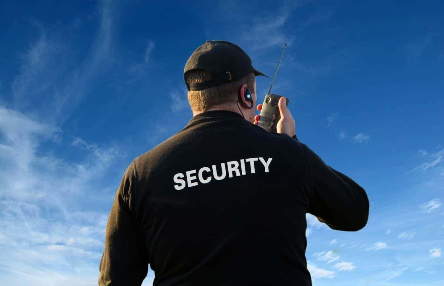 Guardias de <strong>seguridad</strong> 5