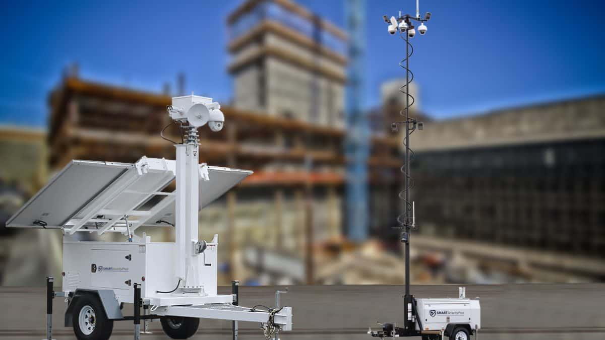 5 usos para remolques móviles de vigilancia de seguridad 2