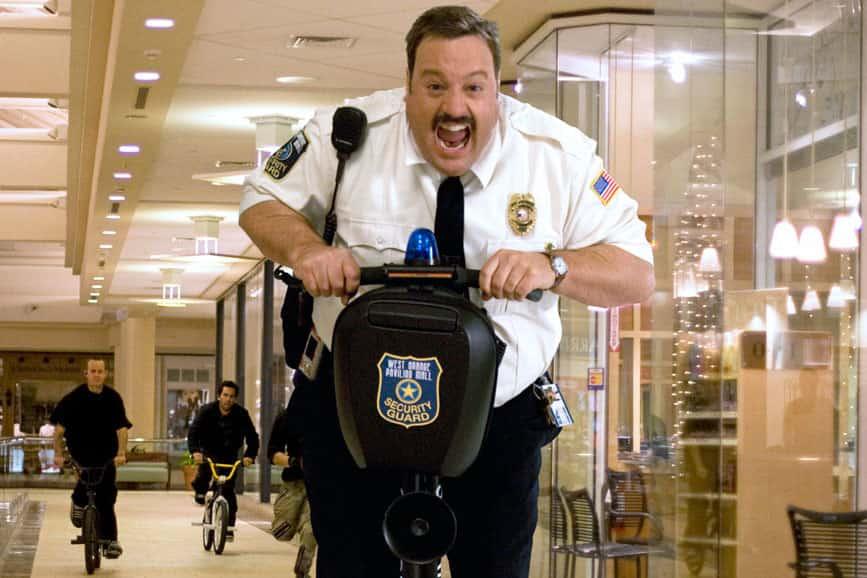 Seguridad civil vs. Policía fuera de servicio / Anterior: ¿A quién contratar? 4