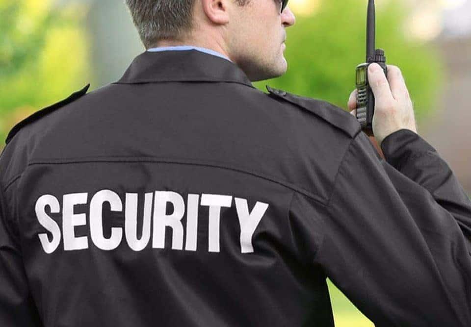 Guardias de <strong>seguridad</strong> de patrulla móvil para detener crímenes 8