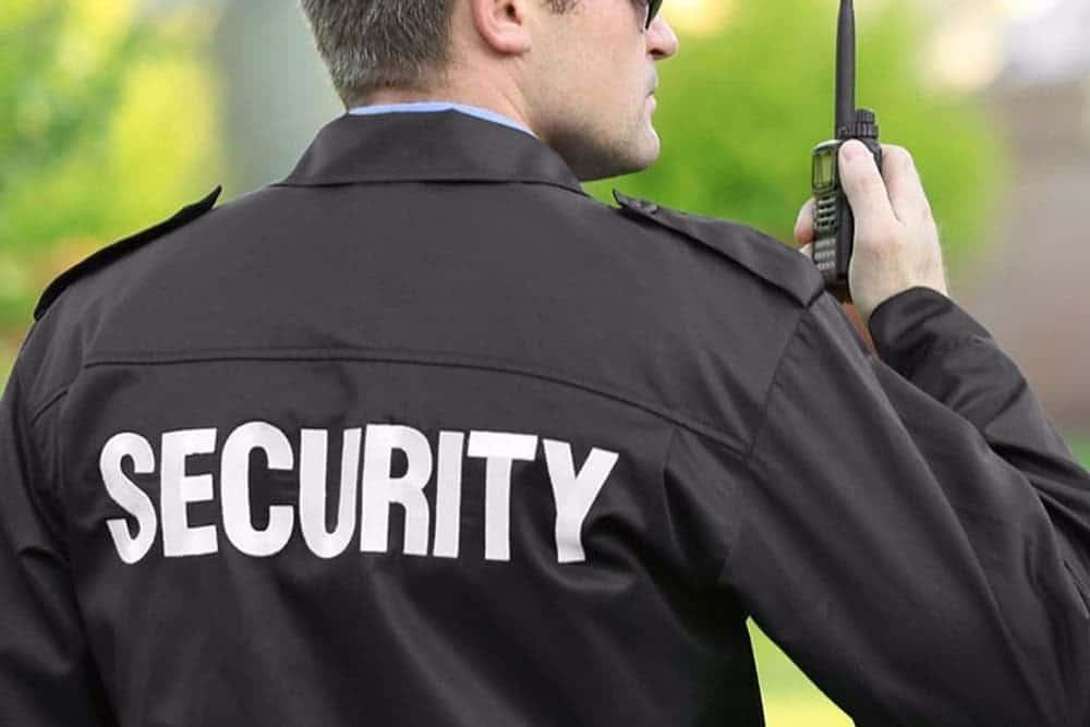 Guardias de <strong>seguridad</strong> de patrulla móvil para detener crímenes 11