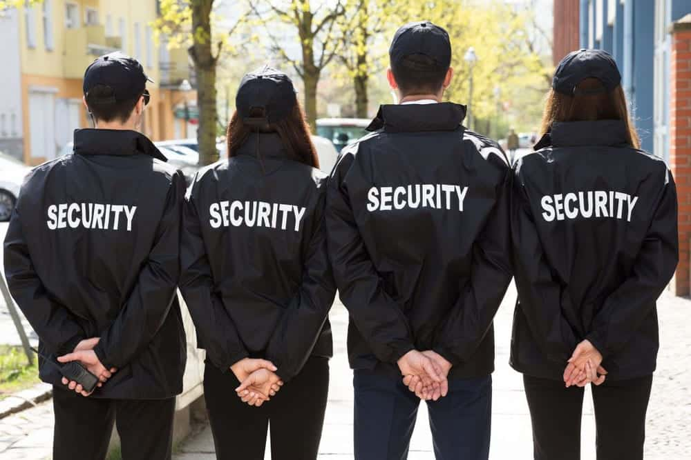 Mejorar la reputación de la empresa como oficiales de <strong>seguridad</strong>. 3