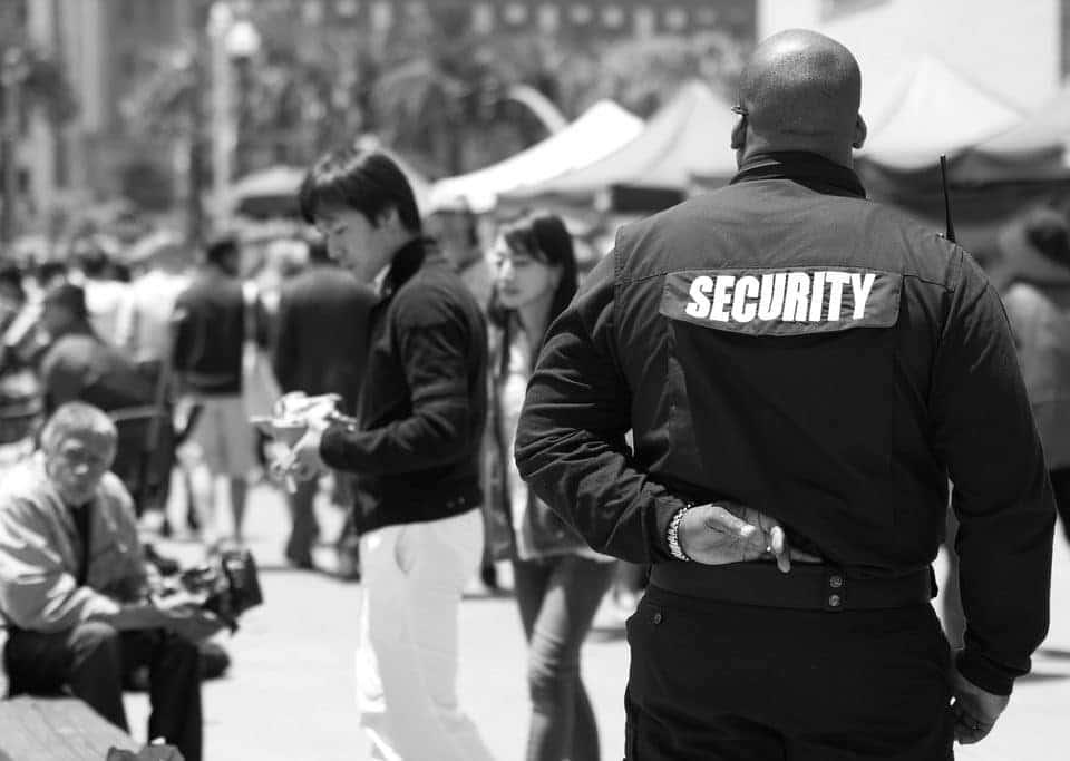 Principales tendencias de seguridad de eventos para 2018 12