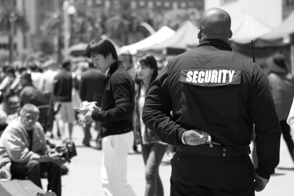 Principales tendencias de seguridad de eventos para 2018 14