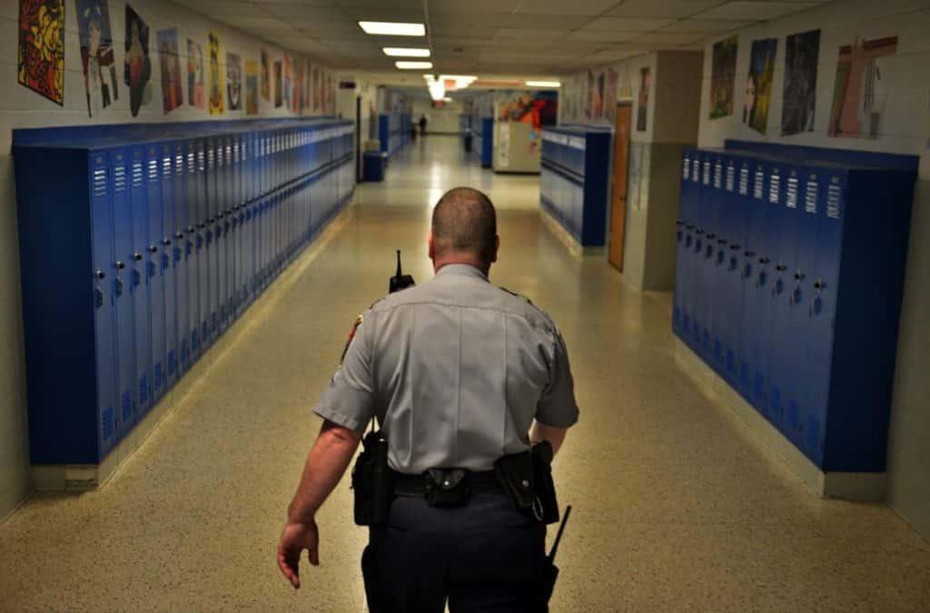 Seguridad de escuela privada con video vigilancia remota 3