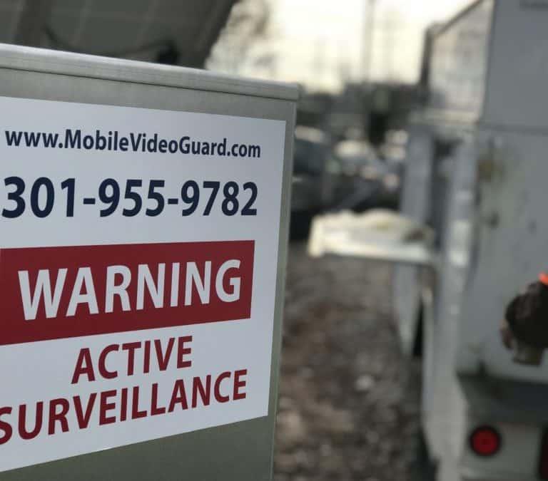 Unidades de videovigilancia móviles | Seguridad y vigilancia remota del sitio 3
