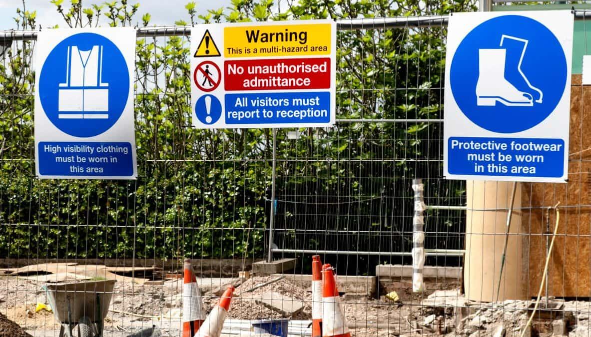 5 consejos para contratar profesionales de seguridad en el sitio de construcción 2
