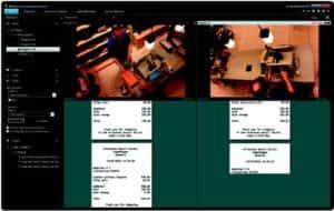 video vigilancia en restaurantes