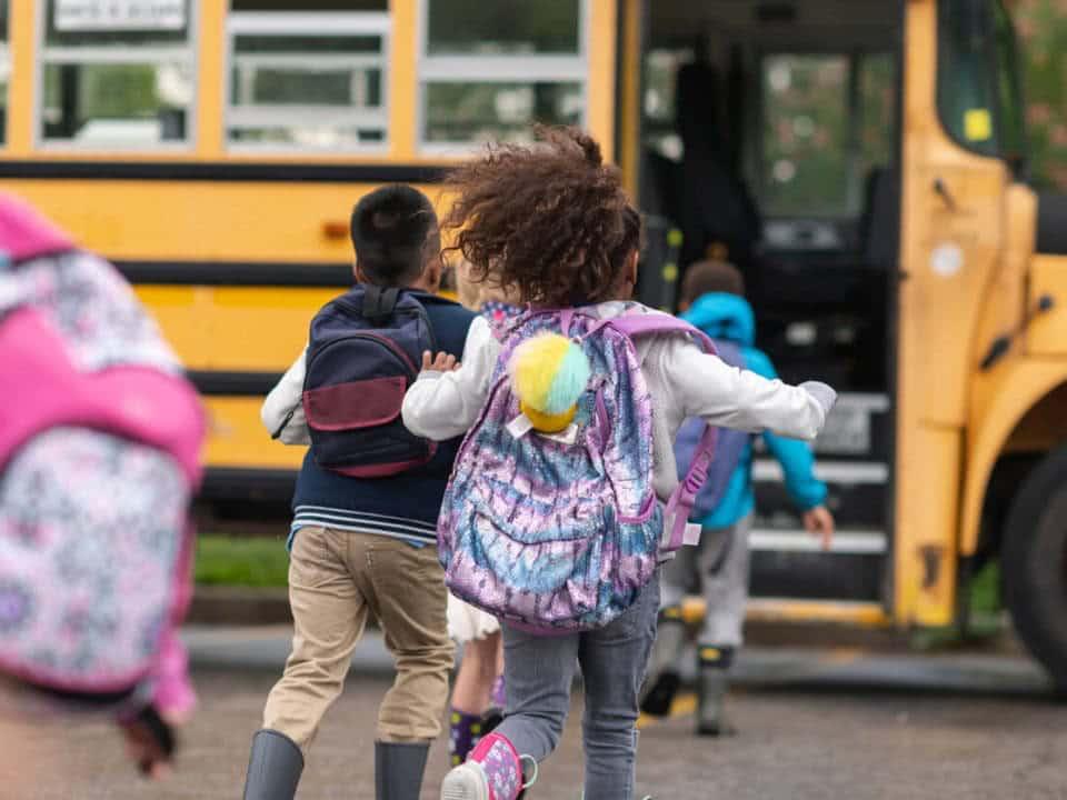 Guía para padres para 2020 - Seguridad en las escuelas 16