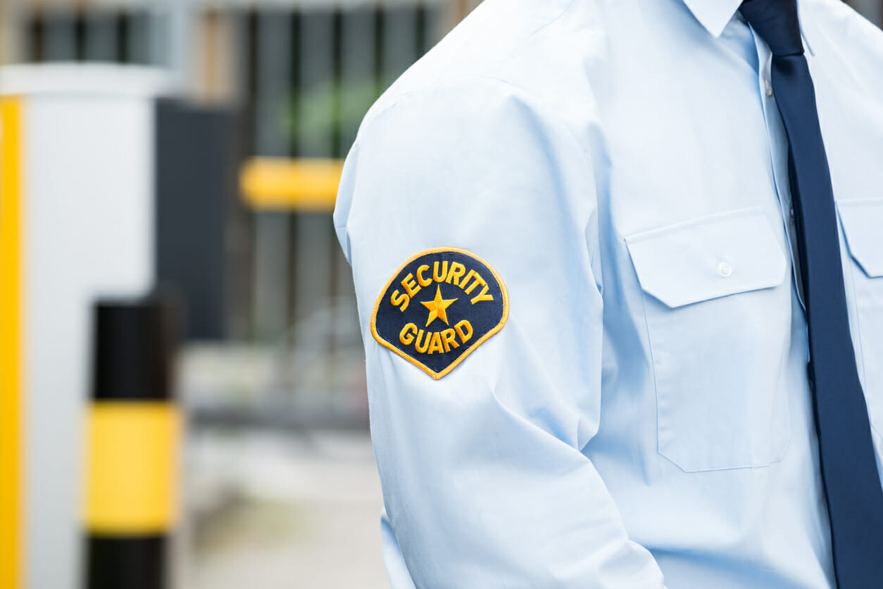 Guardias de seguridad 4