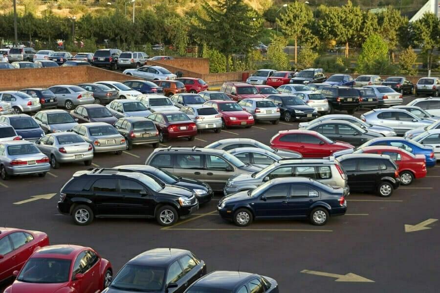 seguridad de estacionamiento